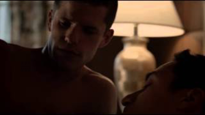 Teen Wolf S03E06 Ethan and Danny kissing scenes