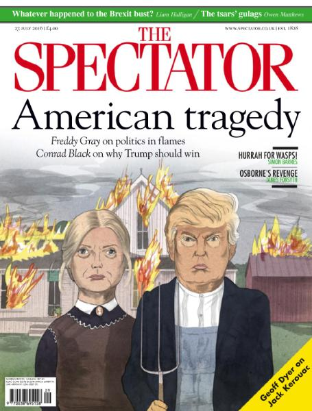 The Spectator - 23 July 2016