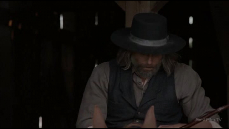 Каллен Бохэннон Отрывок из сериала Ад на колёсах s05e09 2016