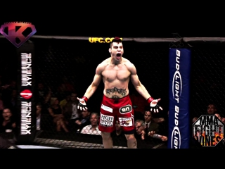 Dan hardy vs. rory markham | by kramer