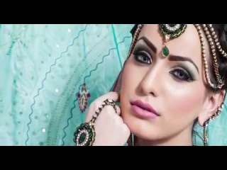 Awesome Pakistani and Indian Complete Bridal, Nikkah, Mehndi makeup by Fashion 360