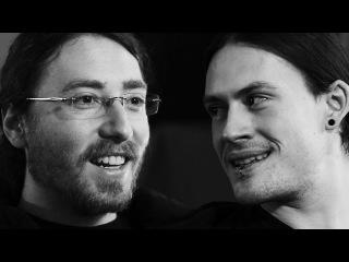 Krimh (Septicflesh) & Ken Bedene (Aborted) - drumtalk [episode 27]