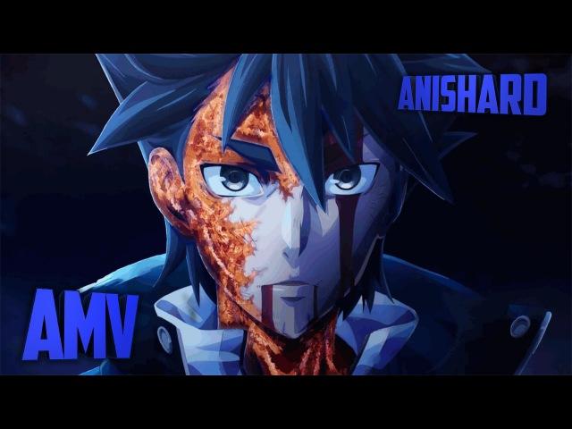 AMV - God Eater ПОЖИРАТЕЛЬ БОГОВ (MUSIC: Bludfire)
