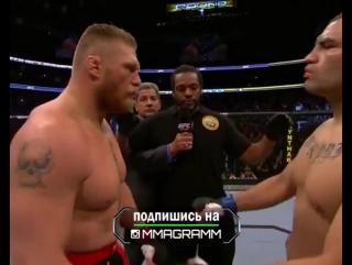 Брок Леснар vs Кейн Веласкес