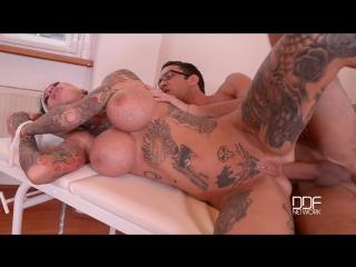 Calisi ink, harmony reigns - anal, big tits, threesome, fetish, bondage