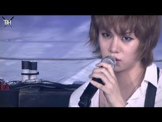 KARAOKE Kim Heechul (Super Junior) - Horn (Soul) (рус.саб)