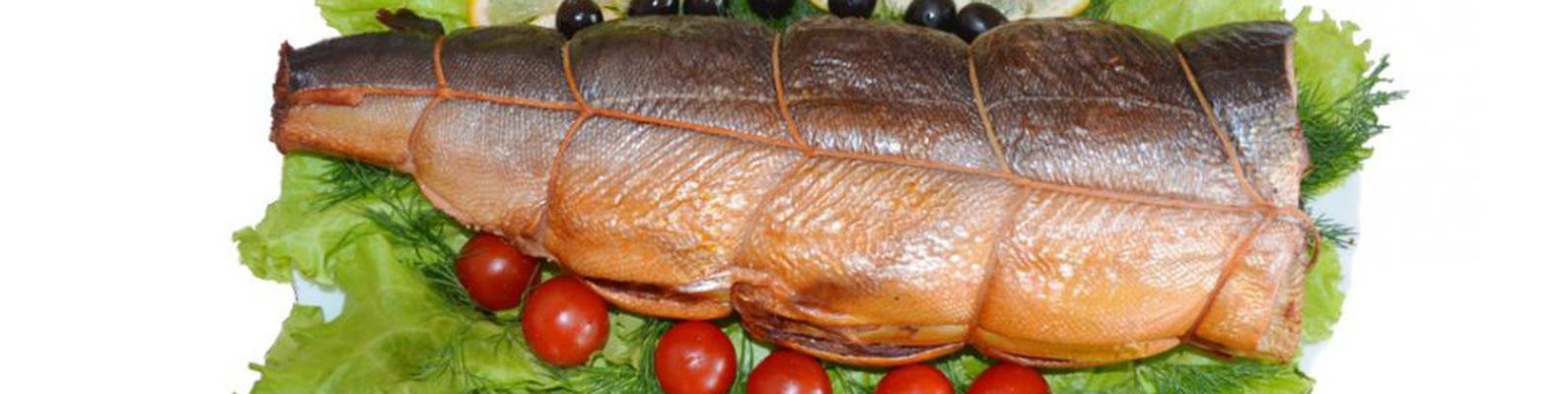 Рыба и морепродукты мелким оптом в спб