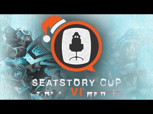 SuperJJ vs Ostkaka SeatStory Cup VI 2016 Group Stage 2 Group A Losers Match
