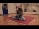 Йога-комплекс для устранения напряжения и стресса