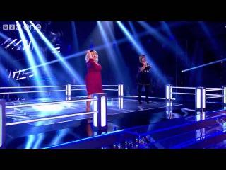Barbara Bryceland vsLeanne Mitchell - The Voice UK Battles