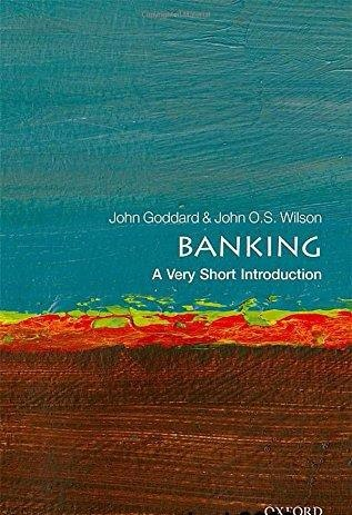 Book cover Banking A Very Short Introduction Very Short Intro