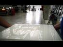 123 Белый глянец для ванных комнат УФ материалы Renner и оборудование Cefla EASY