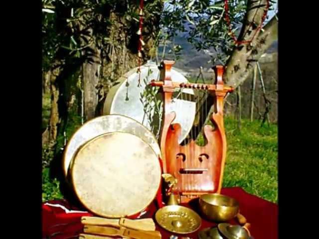 CD I Flauti Etruschi The Etruscan Flutes