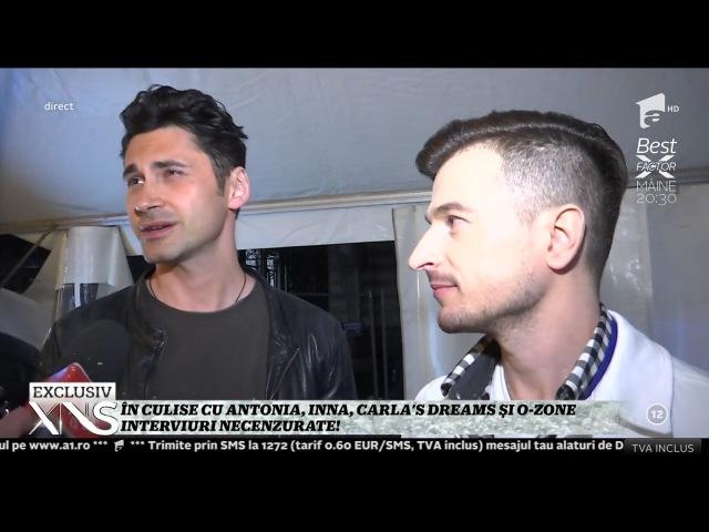 """Interviu de excepție cu foştii membri O Zone """"Rămâne de vazut dacă ne vom reuni"""""""