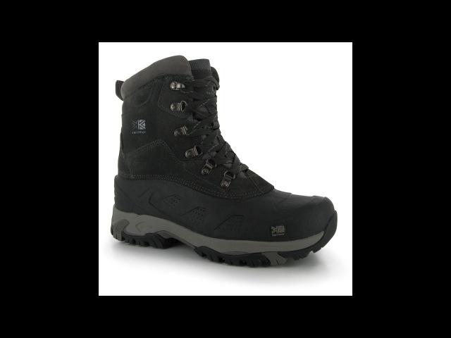 Обзор Ботинки зимние Karrimor Snowfur Mens Boots