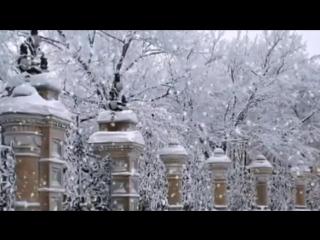 Падал снег Волшебная музыка зимы - Очень красивая музыка - музыка для души