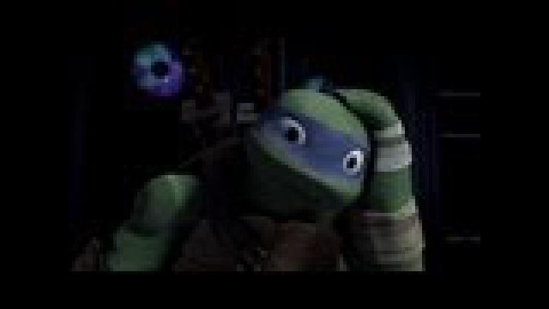 Allemaal Lichten ~Leonardo and Raphael~ Dutch TMNT MV