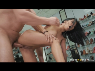 Monica asis if the shoe fits (black hair,cheating,feet,latina,natural tits,swallow,wife,sex,porn,pussy,cunt,1080p)