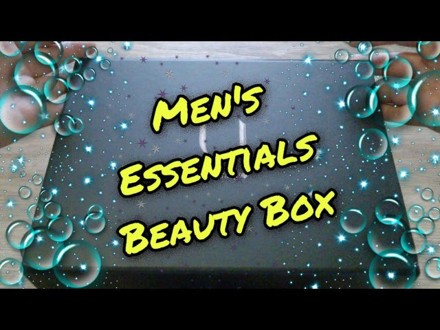 Mens Essentials Beauty Box ( feelunique ) Kiehls , ManCave, men-ü , TIGI