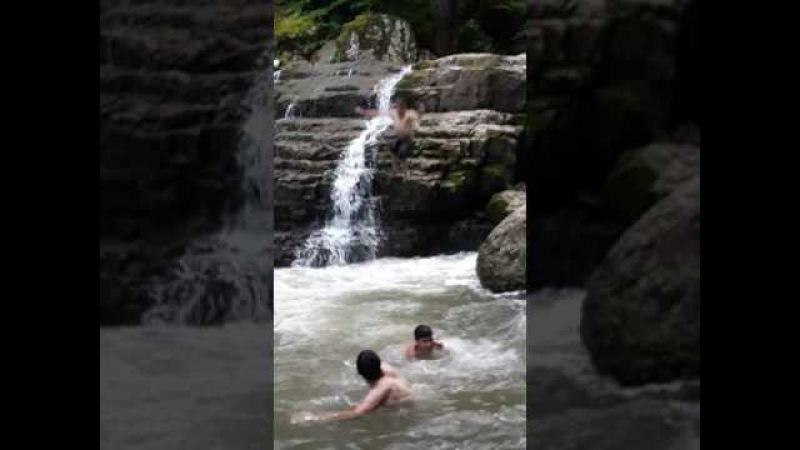 Armenia Tavush Lastiver(прыжки в воду) 2017