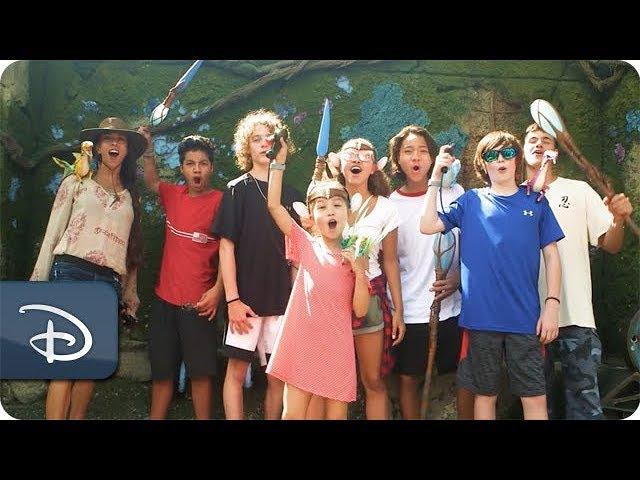 AVATAR Next Generation Cast Visit Pandora – The World of Avatar   Disney's Animal Kingdom
