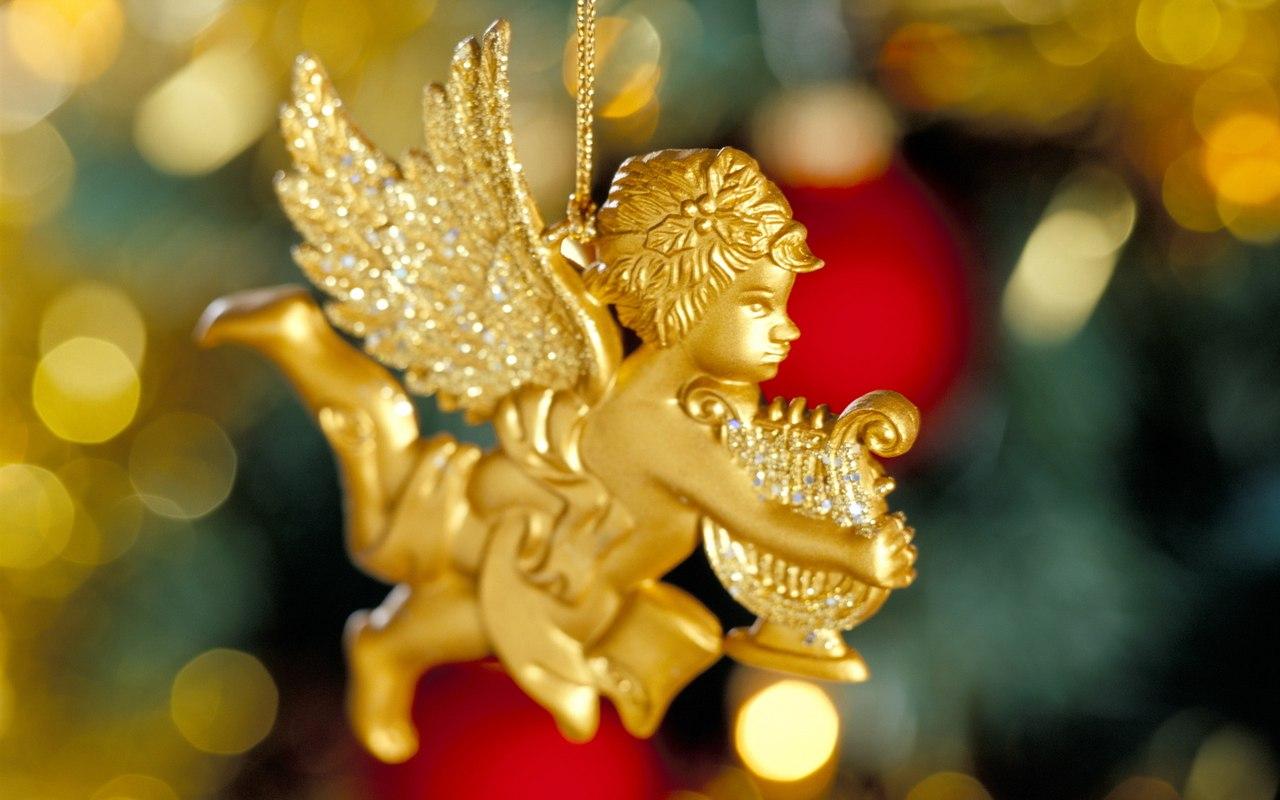 Ангела хранителя тебе поздравления