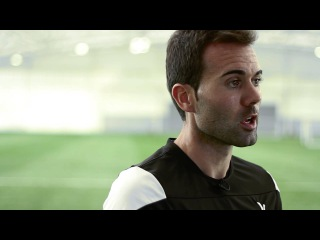 Learn how to play the pressing game   Soccer training drill   Nike Academy