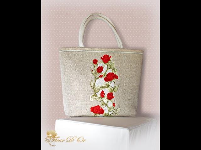 Летняя сумка своими руками Как сшить сумку на лето