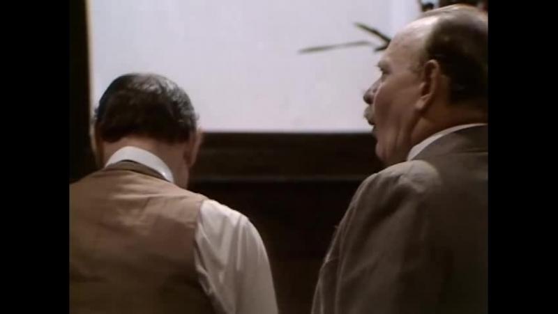 Лорд Питер Уимзи Найти мертвеца 4 серия Англия Детектив 1987