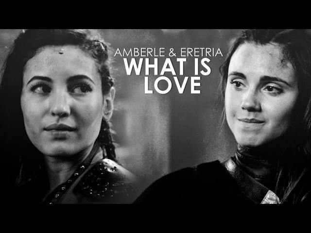 Amberle Eretria - The princess and the rover (BSP 7)