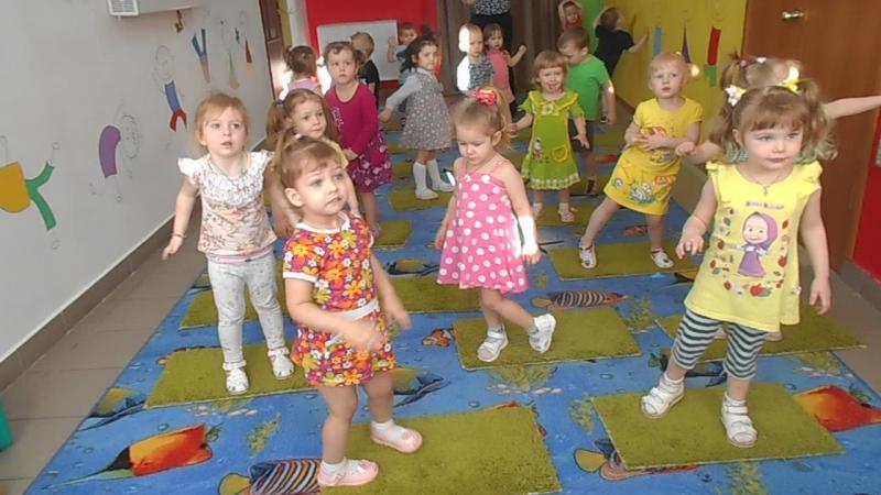 котик лапкою махнет Сашу мыться позовет В частном детском саду Ясельки