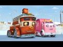 Мультики - Трактаун - Веселые машинки - Все серии подряд для детей!