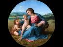 Картины Рафаэля Санти - художника и романтика Эпохи Возрождения