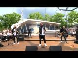 Sasha Polaroid (ZDF-Fernsehgarten 24.06.2018)