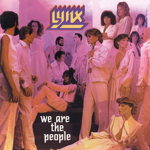 LYNX альбом We Are the People