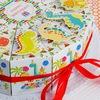 Торты из бумаги, праздничный декор