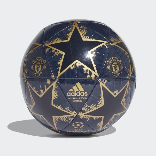 Футбольный мяч Манчестер Юнайтед Finale 18 Capitano