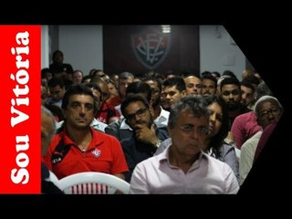 Renncia coletiva! 22 membros do Conselho Deliberativo do Vitria deixam o clube