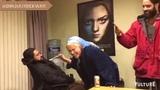 Emilia Clarke Dothraki Prank - Game Of Thrones