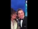 Джек с поклонницами на церемонии BAFTA 2018