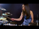 PANTERA - COWBOYS FROM HELL - DRUM COVER BY MEYTAL COHEN.mp4