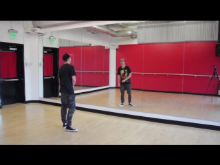 ANACONDA - Nicki Minaj Dance TUTORIAL_Matt Steffanina Choreography