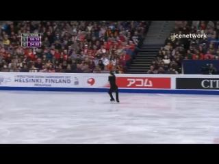 Javier FERNANDEZ, SP - World Championships 2017