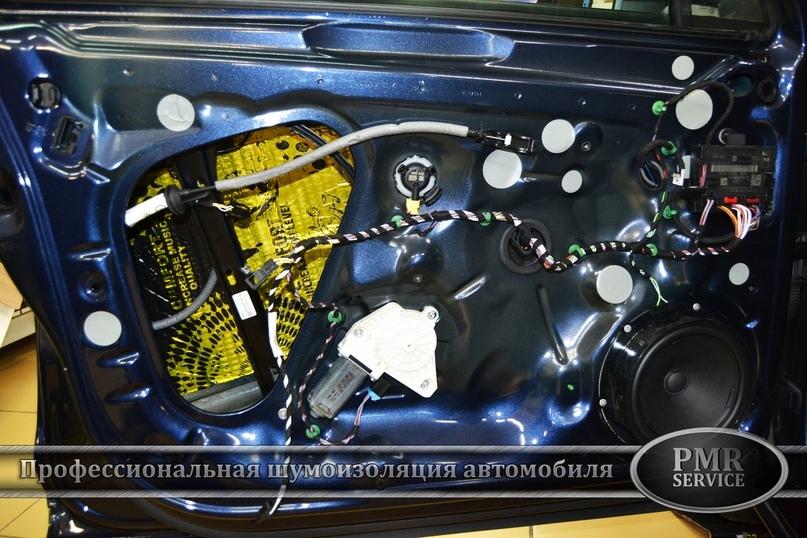 Шумоизоляция Volkswagen passat b8…, изображение №5