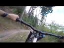 Hot ride on bike last weekend