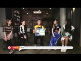 2018.01.25 Pops in Seoul One shot, one kill! GIRLKIND Members Self-Introduction
