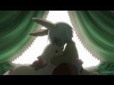 Самый трогательный момент аниме anime Созданный в Бездне / Made in Abyss 1 сезон 1 2 3 4 5 6 7 8 9 10 11 12 13 серия манга