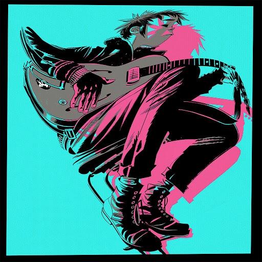 Gorillaz альбом Fire Flies