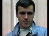 Сергей Наговицын дает флеш интервью.Эксклюзивные кадры.