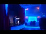 Вилли Токарев-начало концерта